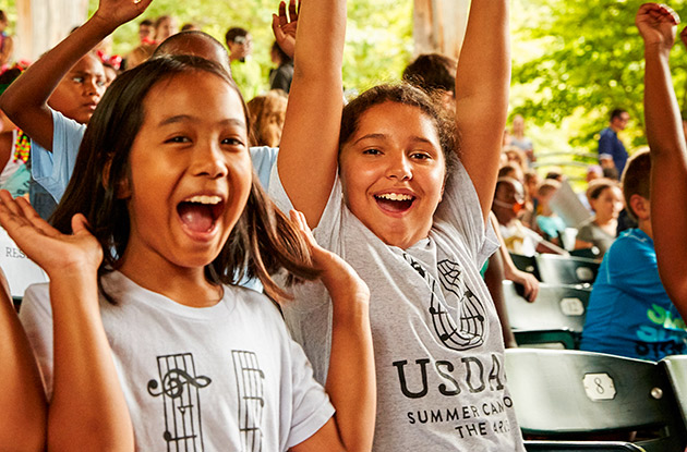 Usdan Summer Camp for the Arts Now Offering Uniquely U Scholarship