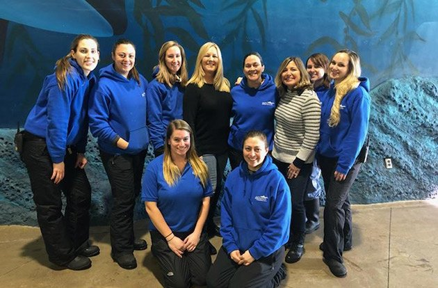 The Long Island Aquarium Receives Accreditation by the Alliance of Marine Mammal Parks and Aquariums
