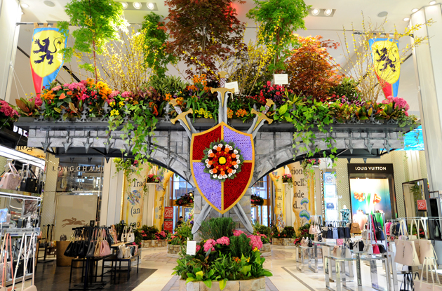 Macy's 2019 Flower Show Opens March 24 in Herald Square
