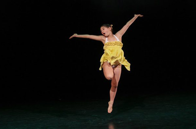 Dance by Very Young Choreographers Returns to Live Arts