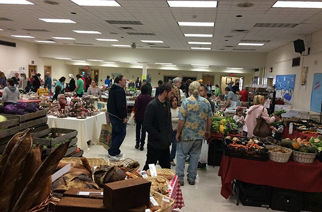 Ramsey Indoor Winter Farmers' Market Open Through the End of March