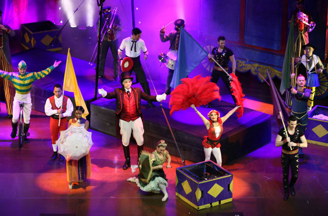 Enter to Win: Your Child Can be IN the Circus!