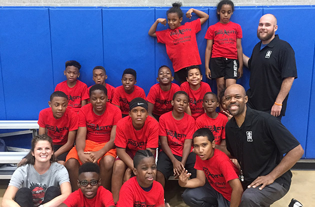 Youth Basketball Coach from South Ozone Park Named Junior Knicks Coach of the Year