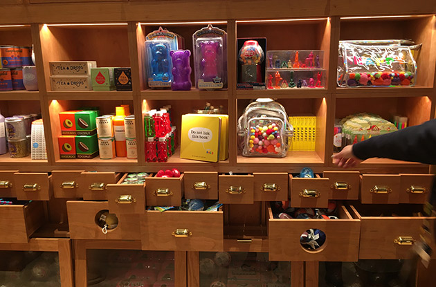 CAMP Toy Store Opens Near Union Square