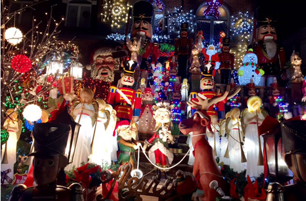 The Magical Christmas Lights of Dyker Heights