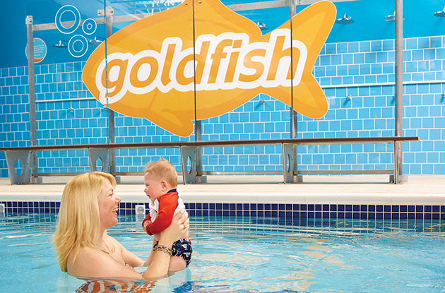 Goldfish Swim School Opens in Centereach
