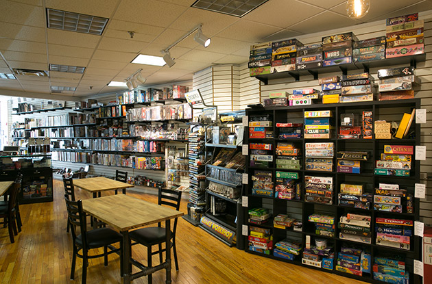 Hex & Co. Board Game Cafe Opens on the Upper West Side and Offers After-School Programs