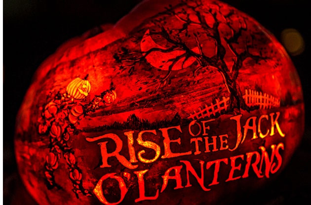 A Haunted History of the Jack-O'-Lantern