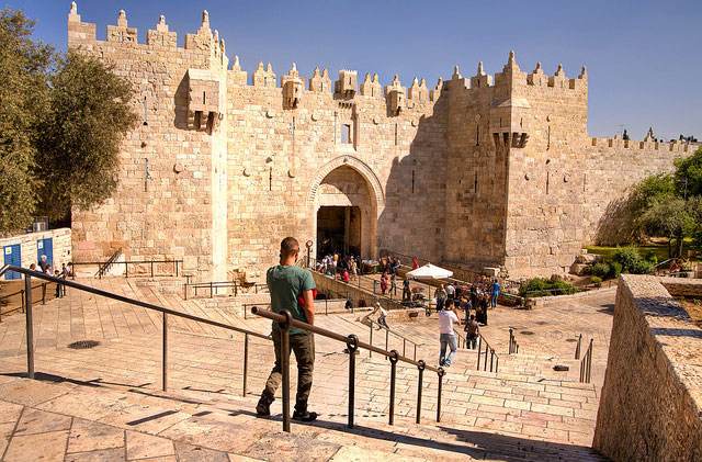 Israel with Kids (and Grandparents, Too!)