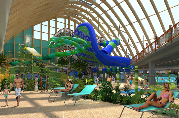 The Catskills' Newest Indoor Park Will Open on April 19 for Summer Fun All Year Round