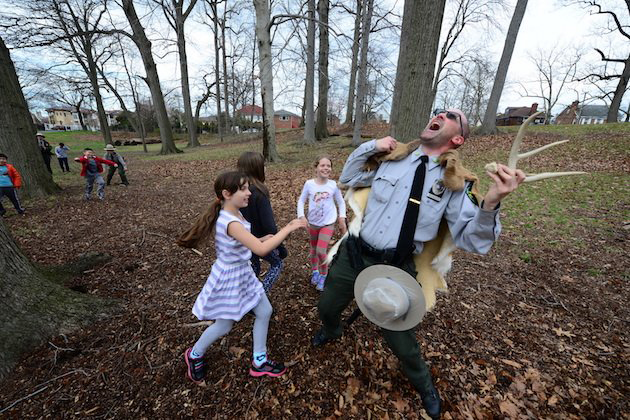 NYC Parks' Urban Park Rangers Offer Spring Break Activities for Kids
