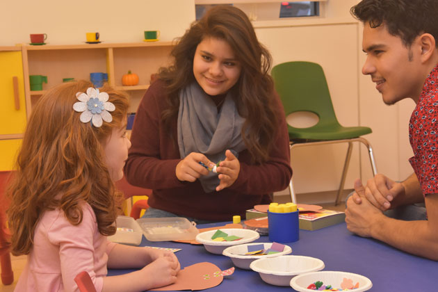 LAC Early Childhood Center Provides Safe Environment for Learners
