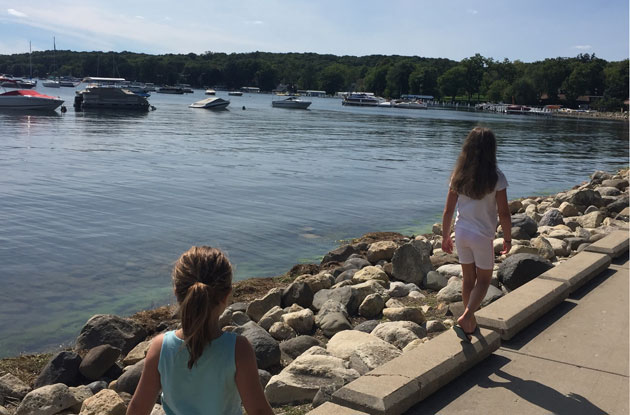 Lake Geneva, WI: A Quiet Family Getaway