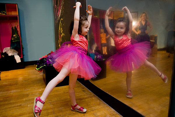 New Dance Exhibit Opens at the Children's Museum of Manhattan