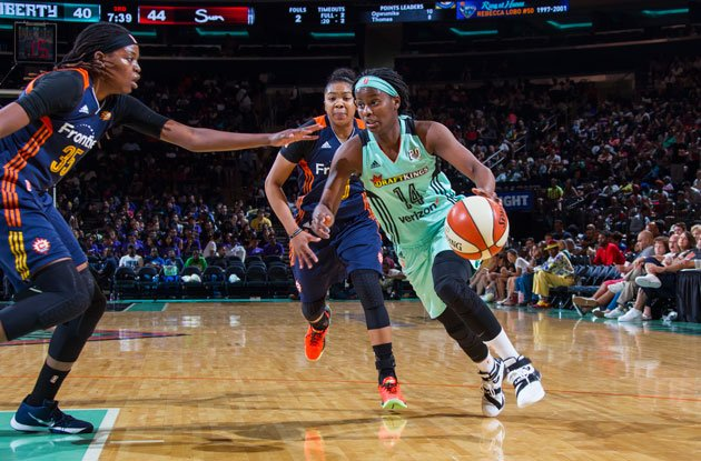Enter to Win Tickets to the New York Liberty WNBA Team!