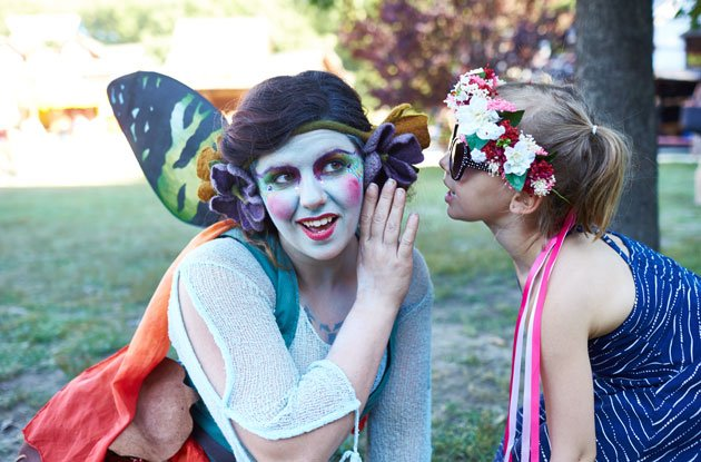 The New York Renaissance Faire: Where Fantasy Rules