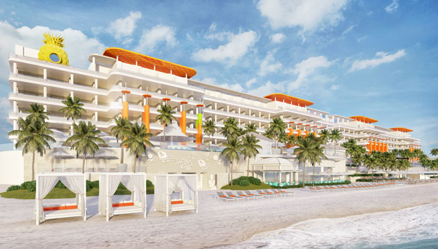 Nickelodeon Hotels and Resorts Announces New Location in Riviera Maya