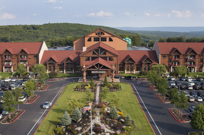 A Guide to Great Wolf Lodge Pocono Mountains with Young Kids