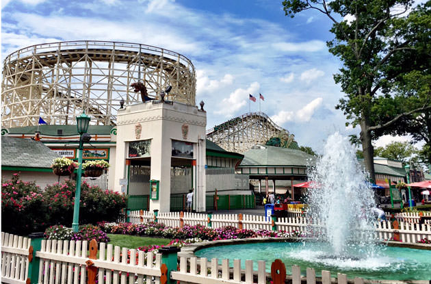 Rye Playland: A Westchester Family Amusement Park Since the Early 1900s