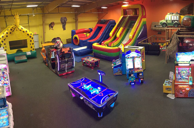 Children's Entertainment Center Now Offering Sensory Friendly Facilities