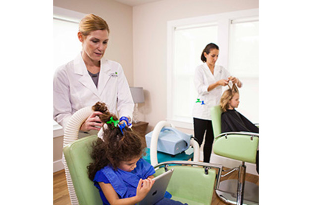 New Head Lice Clinic Offers Super-Fast Removal