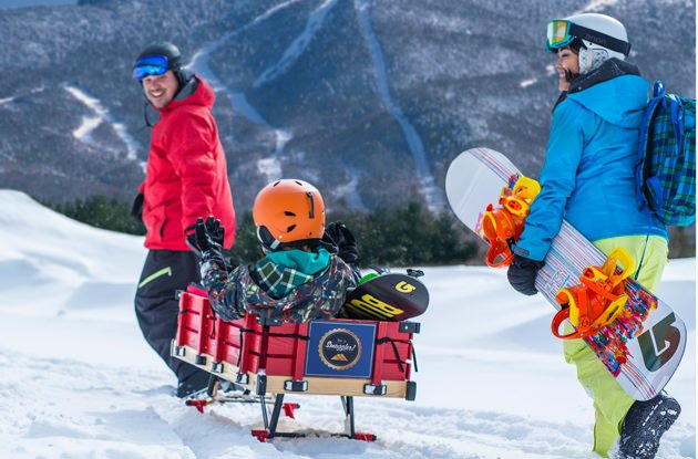 Recapturing the Joys of an 'Old-Fashioned' Ski Vacation