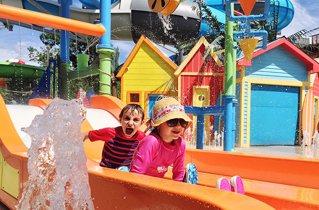 SplashDown Beach: My Favorite Outdoor Family Water Park