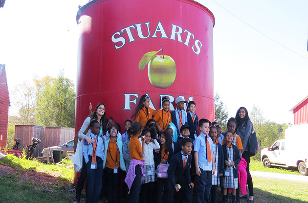 Stuart's Fruit Farm Undergoes Decade-Long Protection Project