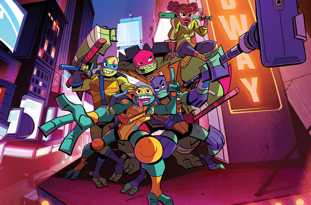 Teenage Mutant Ninja Turtles Will Celebrate Their 35th Anniversary at the Paley Center for Media