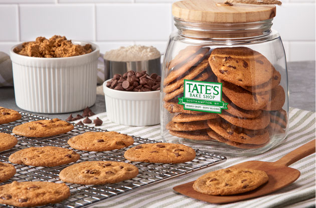 Enter to Win a Year of Cookies From Tate's Bake Shop!