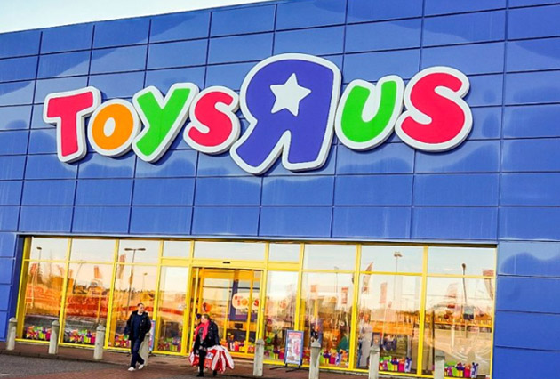 Toys 'R' Us is Officially Closing