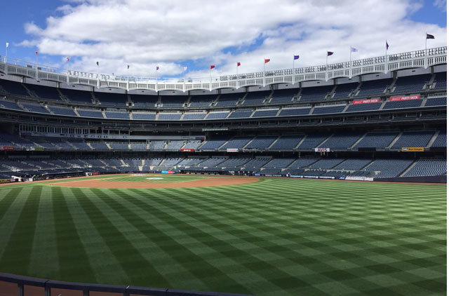 A Tour of Yankee Stadium