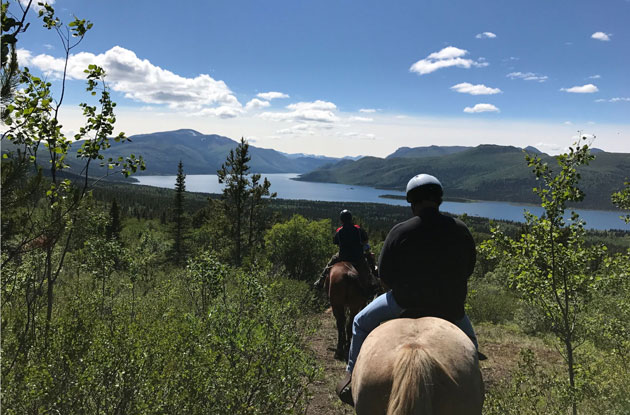 Family Adventure in the Yukon