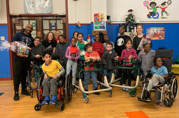 "Students with Disabilities and Professional Dancers Will Share the Stage During ""Superheroes"" in New Jersey"