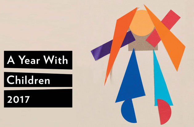 Guggenheim's 'A Year with Children 2017' Opens Soon