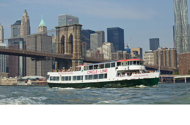 Sightseeing Cruises Around New York City
