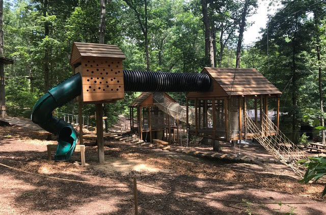 Kids Ages 3-6 Can Now Have Fun Too at Adventure Park on Long Island