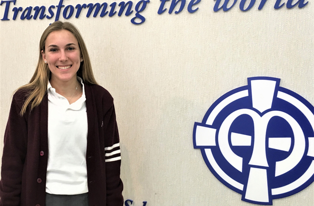 Academy of Holy Angels Student is Ranked First Among NJ Ski Racers