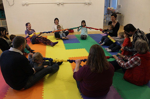 More Than Just a Mommy-and-Me Class, Local Business Celebrates First Year