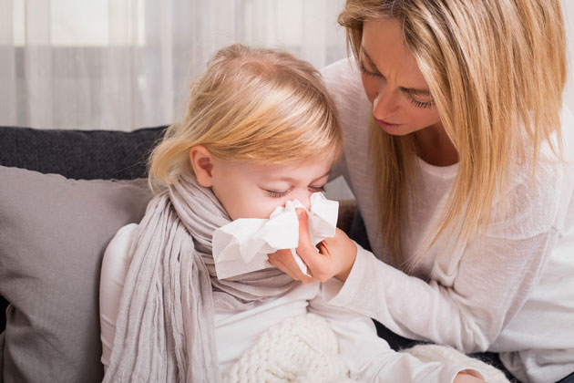 Is My Child Suffering From Allergies or a Cold?