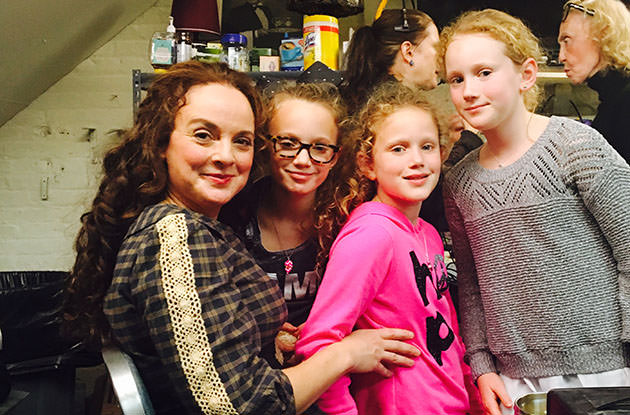 What It Takes to Perform in a Musical and Be a Mom