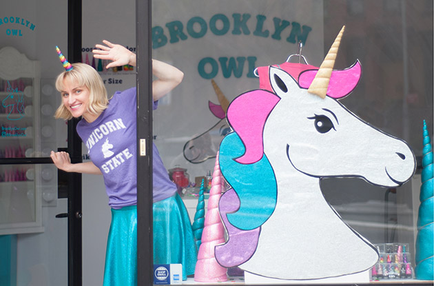 A Unicorn Horn Store Will Open Soon in Park Slope