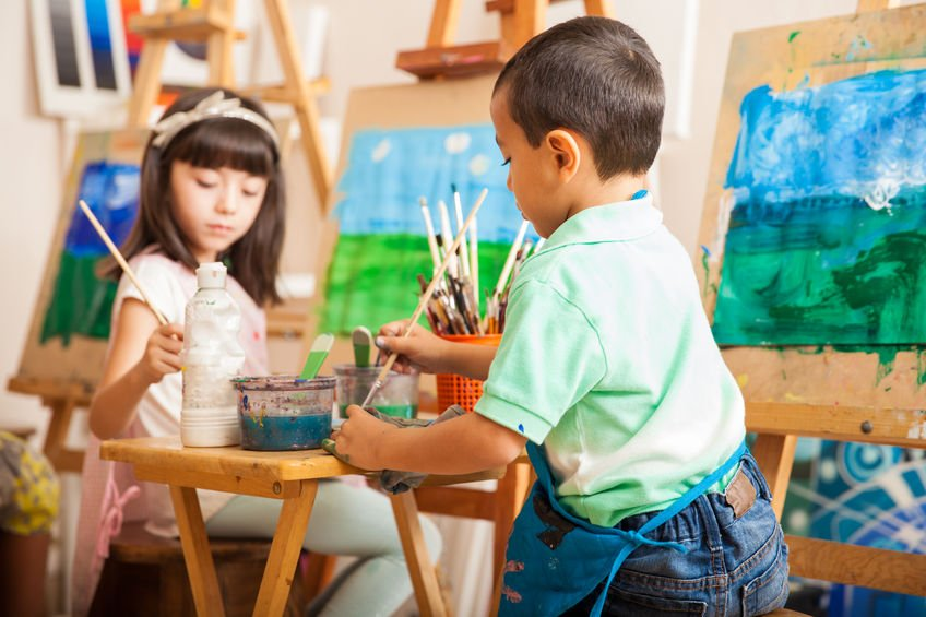 Kids' Art Camps and Summer Programs in Manhattan