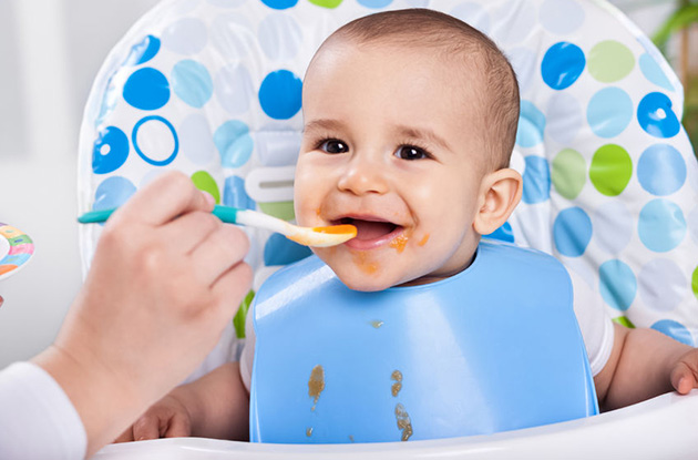 Lead Found in Baby Food, Study Says