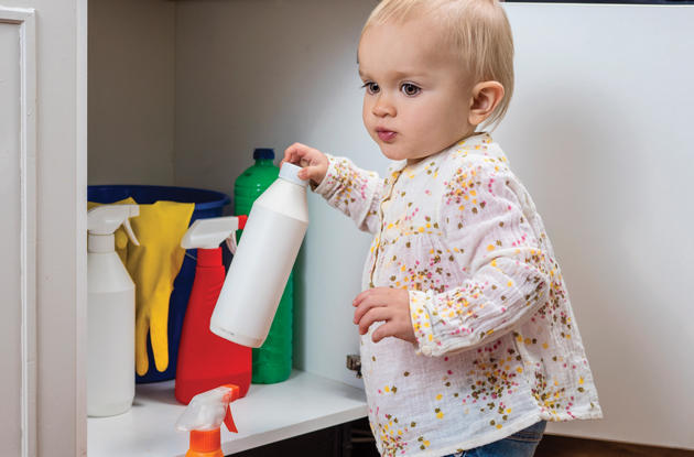 5 Ways to Update Your Toddler Proofing Measures