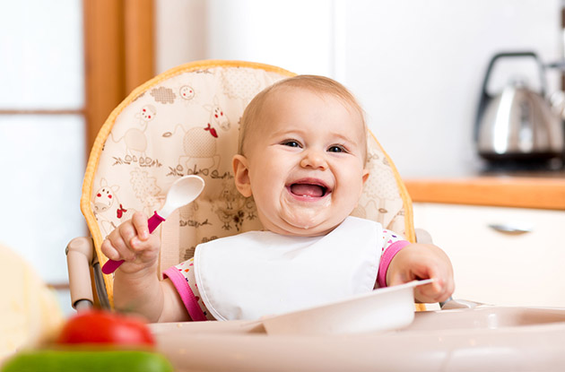 Baby's First 1,000 Days: The Impact of Nutrition