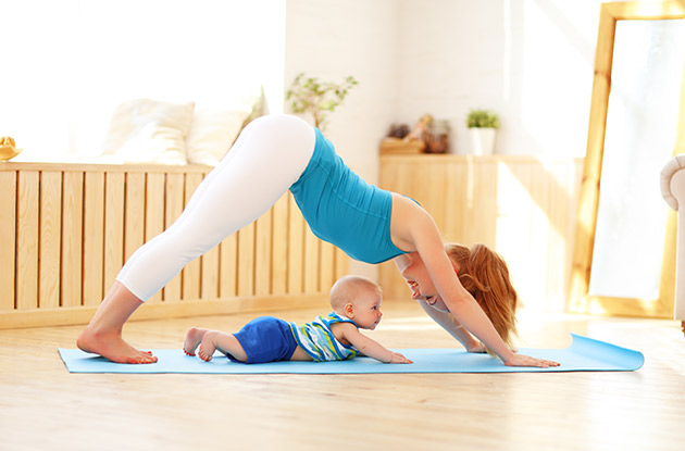 12 NYC Classes for Working Out with Your Baby