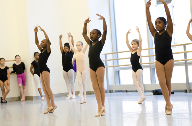 The Ailey Extension Offers Its First Ever Ballet 4 Kids Summer Program to Children Ages 10-11