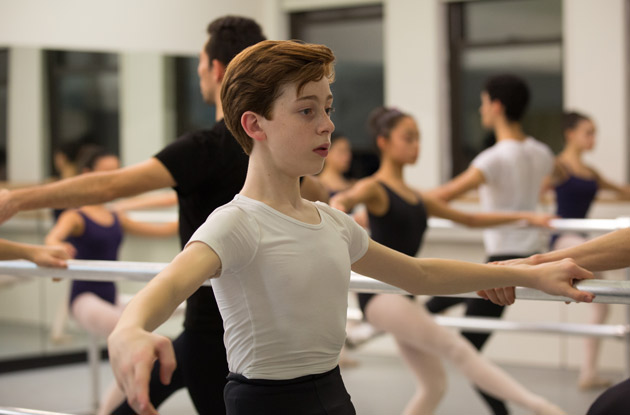 Ballet Academy East to Offer 15 Full-Tuition Scholarships to Male Pre-Professional Dancers for 2018-2019