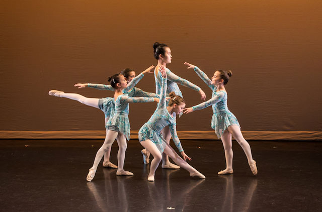 Finding True Joy in Ballet